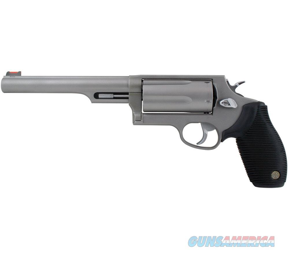 Taurus The Judge .45 Colt/.410 Gauge Revolver 2-441069MAG  Guns > Pistols > TU Misc Pistols