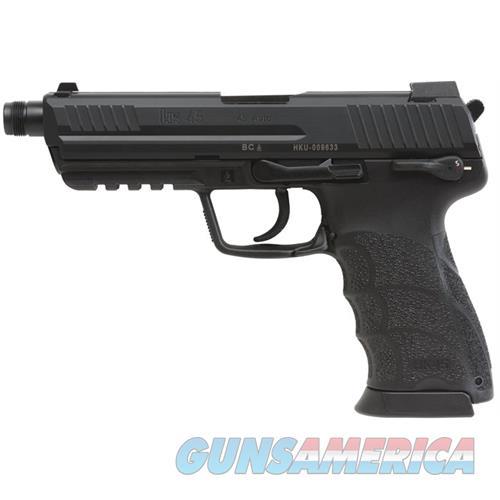 """Heckler & Koch Hk 45T 45Acp 5.11"""" Bl V1 Ns 2-10Rd 745001T-A5  Guns > Pistols > H Misc Pistols"""