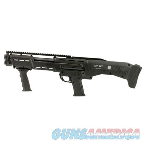 "Standard Manufacturing Co. Llc Std Manf Dp12 12Ga 18.875"" 10Rd Blk DP-12CA  Guns > Rifles > S Misc Rifles"