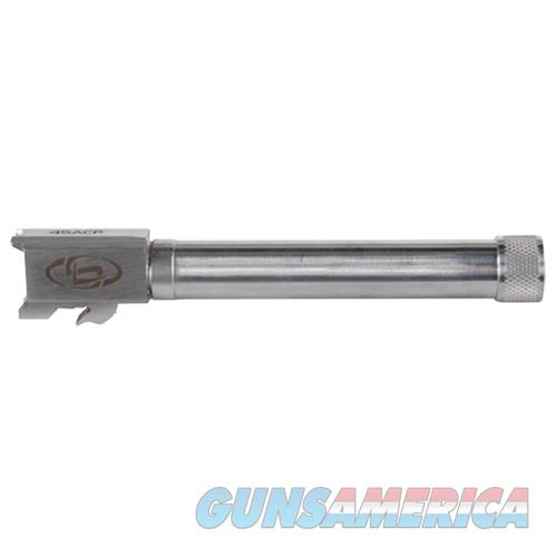 "Stormlake 34123 Smith & Wesson 45 Acp 5.3"" Stainless Steel 34123  Non-Guns > Barrels"