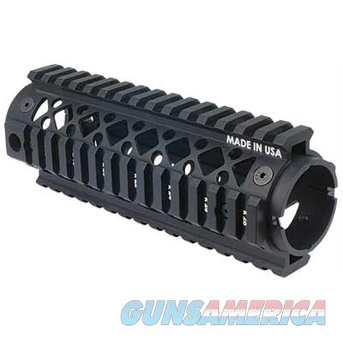 Black Hawk Products Bh Ar15 Car Length 2Pc Quad Rail Blk 71QF01BK  Non-Guns > Gunstocks, Grips & Wood