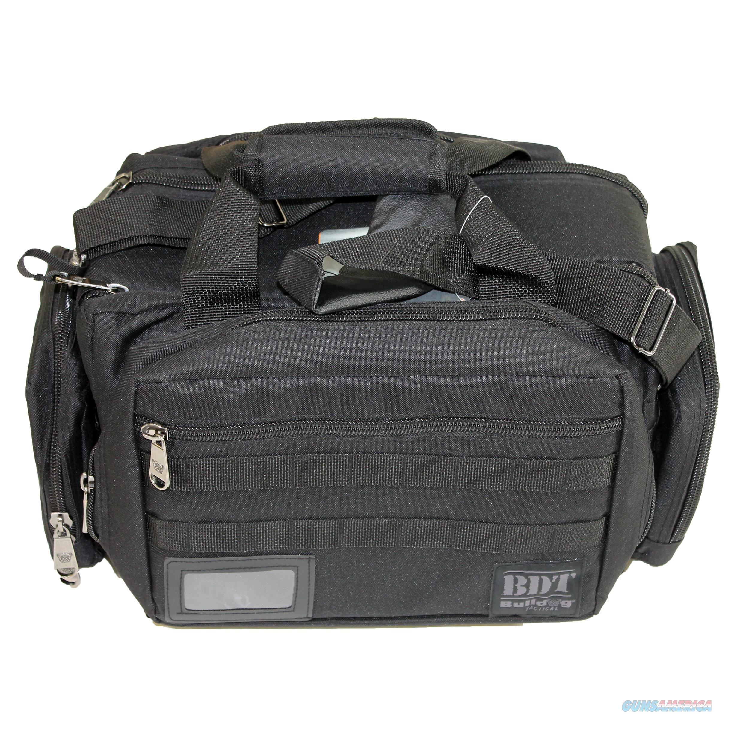Bulldog Cases Tactical Range Bag BDT930B  Non-Guns > Holsters and Gunleather > Other