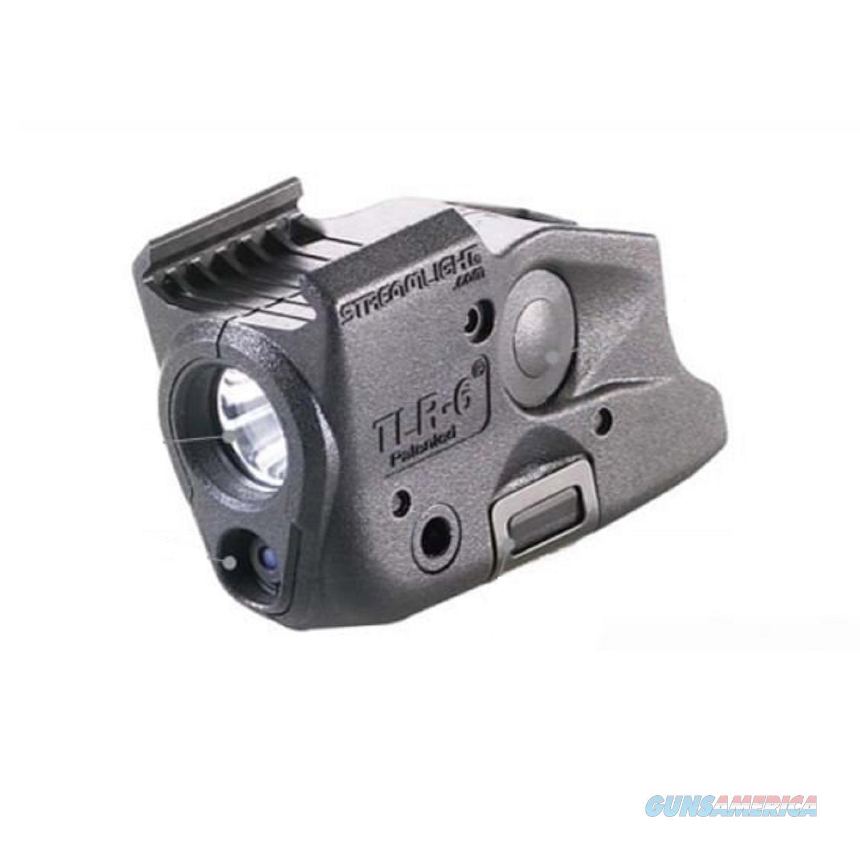Streamlight Tlr-6 Railmount For Sa Xd Flashlight - Black 69291  Non-Guns > Gun Parts > Misc > Rifles