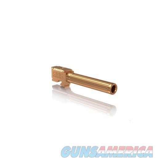 Cmc Trigger Glock 34 Fluted Bbl Nonthreaded Bronze 75518  Non-Guns > Barrels