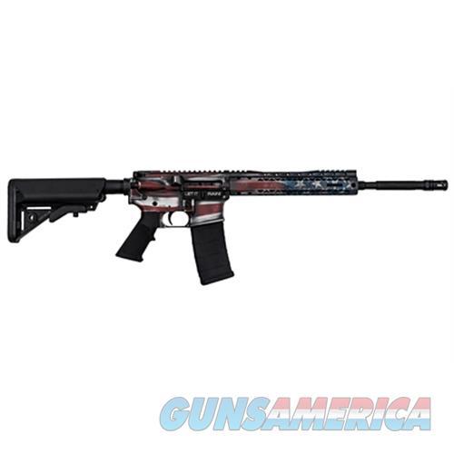 """Black Rain Spec15 556Nato 16"""" Flag BRO-SPEC15-AMERICA  Guns > Rifles > B Misc Rifles"""