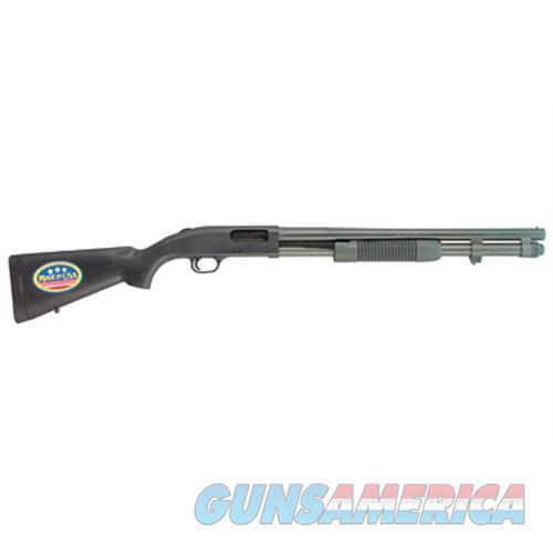 "Mossberg 51660 590A1 9 Shot Pump 12 Gauge 20"" Cb 3"" 8+1 Synthetic Black Stk Black Parkerized 51660  Guns > Shotguns > MN Misc Shotguns"