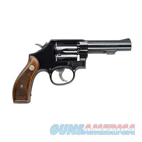 "Smith & Wesson S&W 10 4"" 38 Blue Hb 150786  Guns > Pistols > S Misc Pistols"