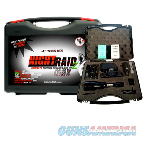 Predator Tactics Tac Night Raid Max Kit 97426  Non-Guns > Gun Parts > Misc > Rifles
