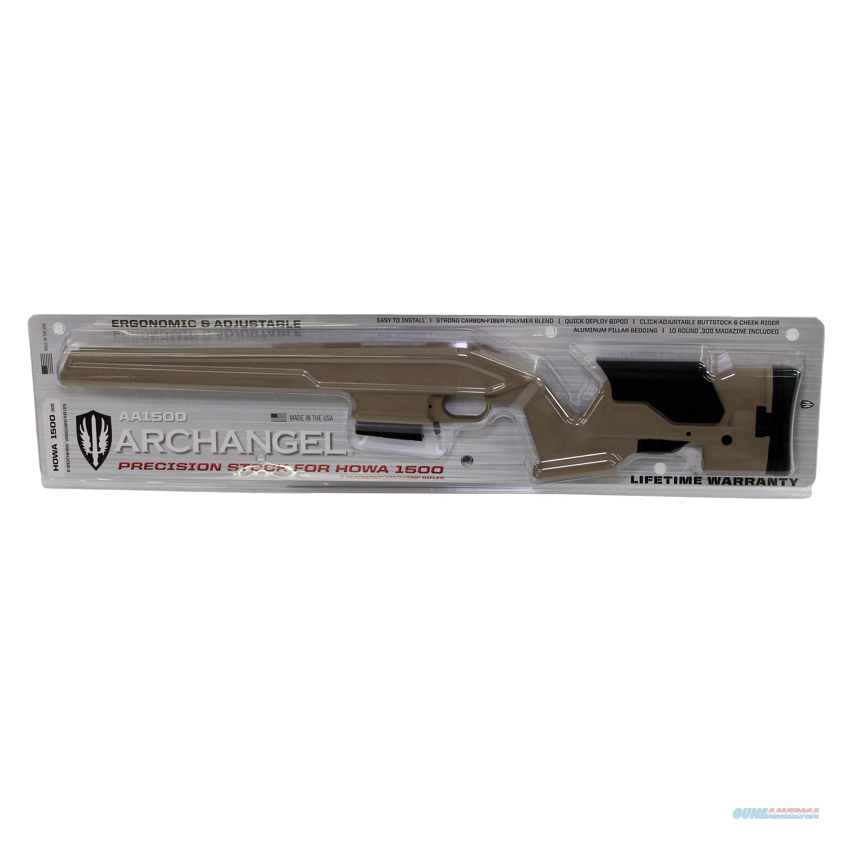 Promag Archangel 1500 Precision Stock AA1500DT  Non-Guns > Gunstocks, Grips & Wood