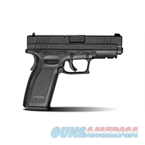 "Springfield Xd9611hc Xd Essential Pkg Dao 45Acp 4"" 13+1 Poly Grip/Frame Blk XD9611HC  Guns > Pistols > S Misc Pistols"