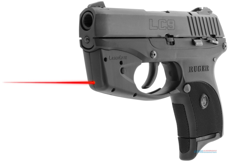 Laserlyte Utauyl Trigger Guard Laser Ruger Lc9, Lcp, Lc380 Red UTA-UYL  Non-Guns > Iron/Metal/Peep Sights