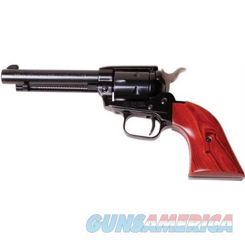 "Rr 22Lr-Mag 4"" Blue RR22MB4  Guns > Pistols > Heritage"