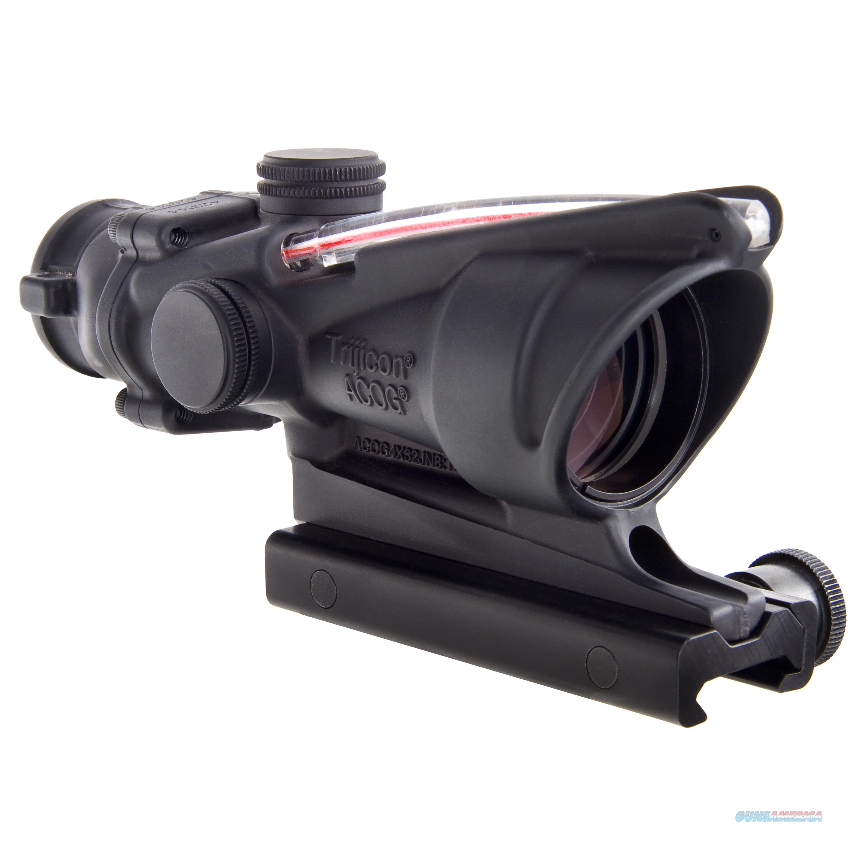 Trijicon Acog 4X32mm Dual Illuminated Scope TA31-C-100411  Non-Guns > Scopes/Mounts/Rings & Optics > Rifle Scopes > Variable Focal Length