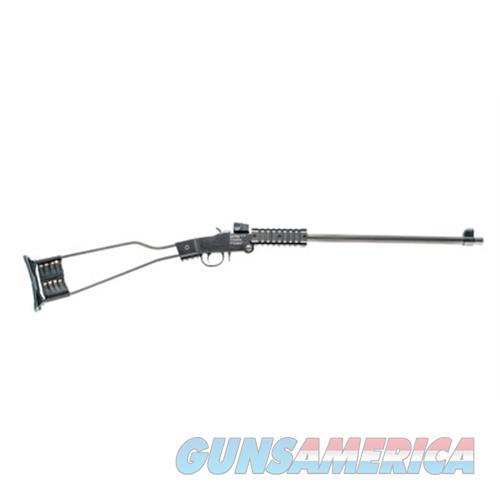Chiappa Firearms 500092 Little Badger Single Shot Break Open 22Lr Blk 500.092  Guns > Rifles > C Misc Rifles