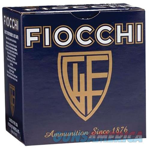 "Fiocchi 20Hv8 High Velocity Shotshell 20 Gauge 2.75"" 1 Oz 8 Shot 25 Bx/ 10 20HV8  Non-Guns > Ammunition"