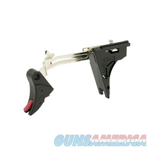 Zev Pro Curvd Trig Drop G4 9Mm B/R CFT-PRO-DRP-4G9-B-R  Non-Guns > Gun Parts > Misc > Rifles