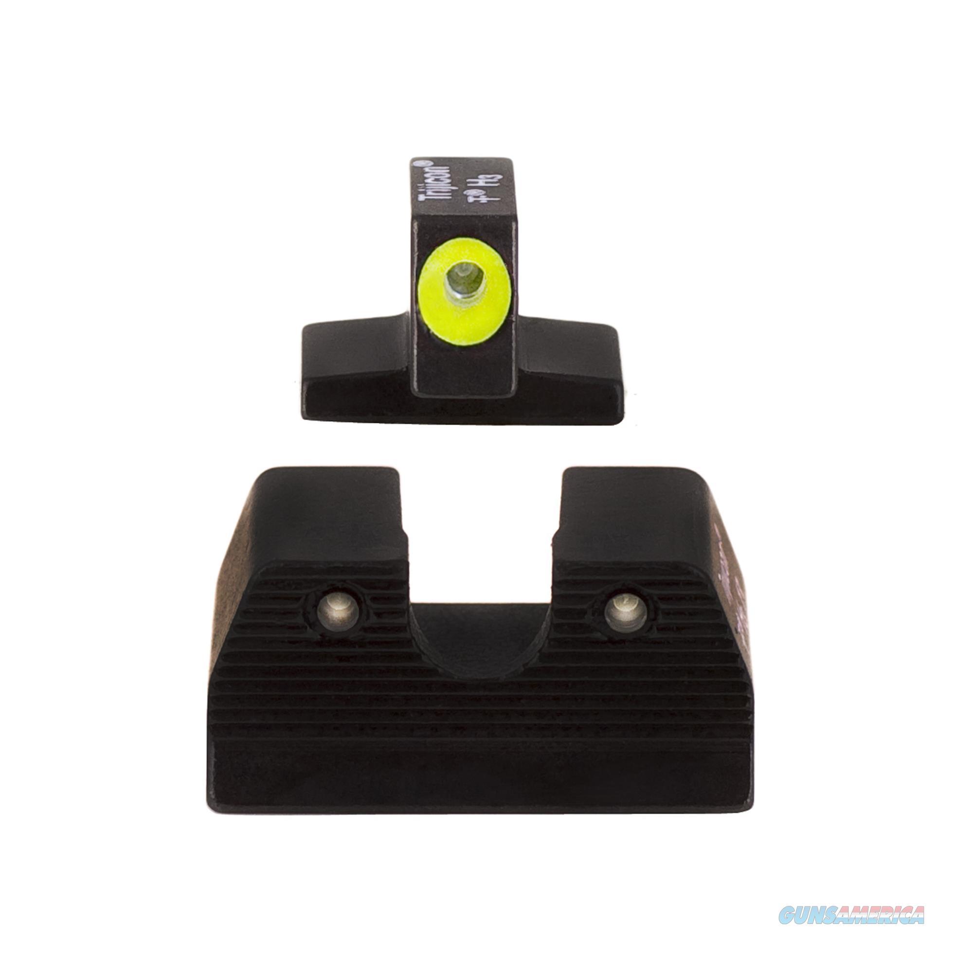 Trijicon Fnh Hd Night Sight Set FN101-C-600676  Non-Guns > Iron/Metal/Peep Sights
