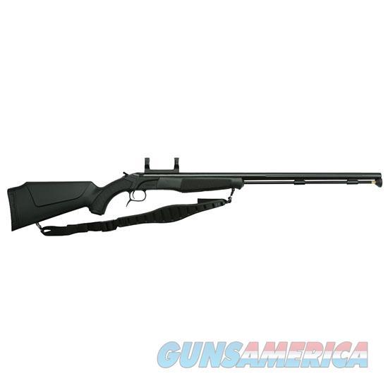 Cva Accura Plains Rifle .50 Nitride/Black W/Scope Mt PR3130NM  Non-Guns > Black Powder Muzzleloading