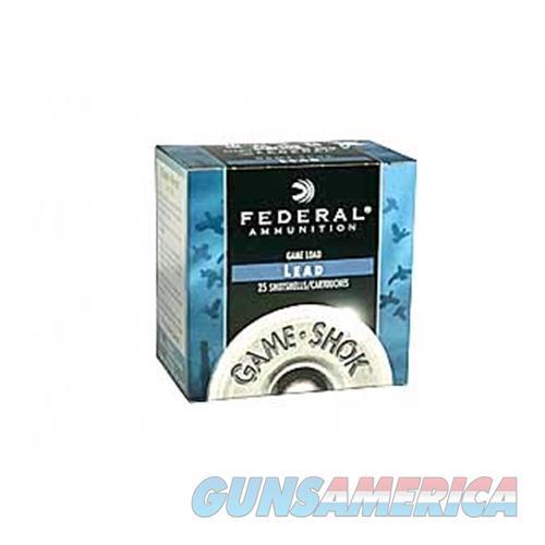 """Fed Game Load 20Ga 2 3/4"""" #7.5 25/ H200 7.5  Non-Guns > Ammunition"""