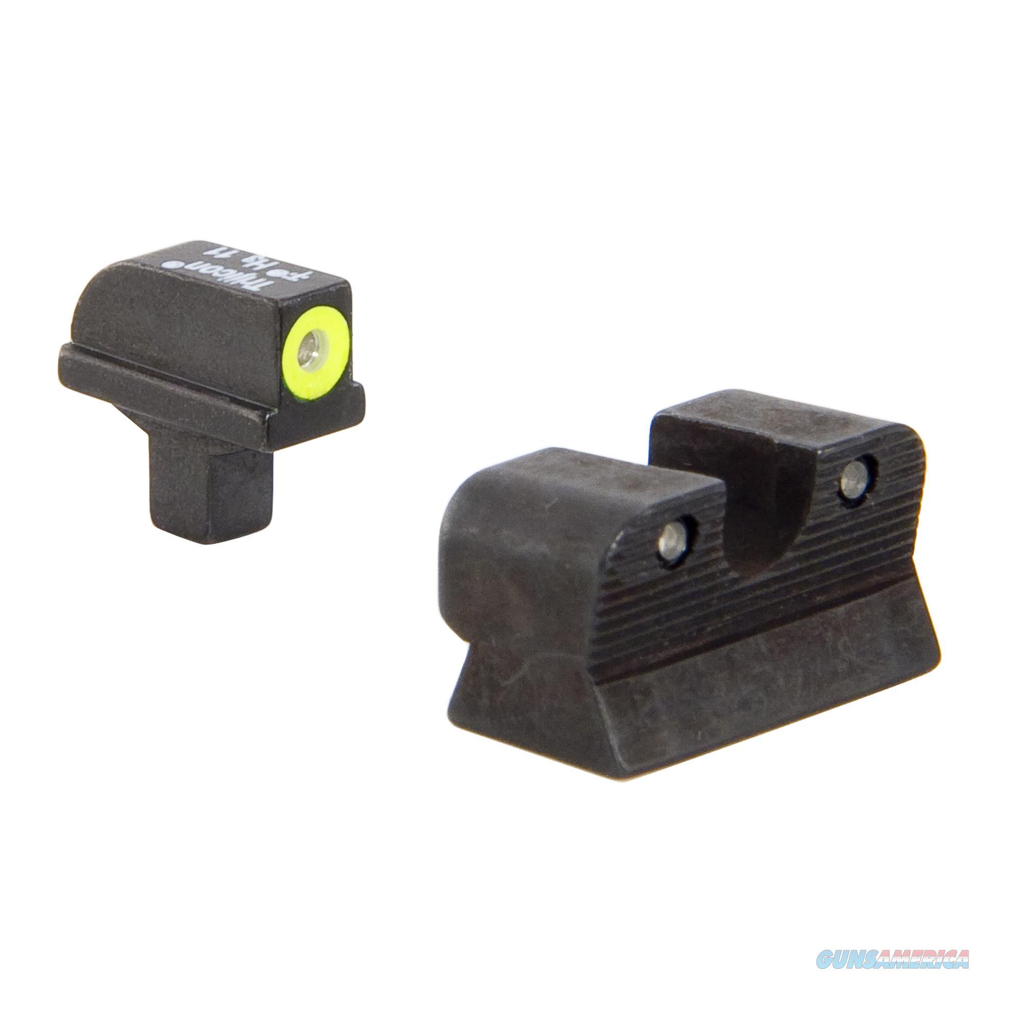 Trijicon Colt Hd Night Sight Set CA110-C-600816  Non-Guns > Iron/Metal/Peep Sights