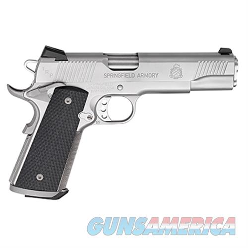 Sprfld Trp Loaded S-S Ns 45 PC9107LCA  Guns > Pistols > S Misc Pistols