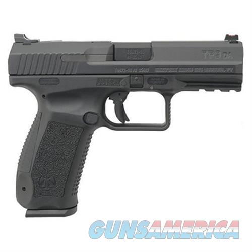 Centurion Canik Tp9da 9Mm 4 Blk 2 18Rd HG4068N  Guns > Pistols > C Misc Pistols