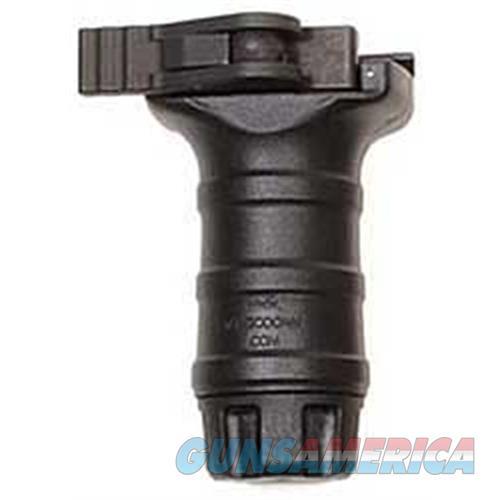 Tango Dwn Qd Short Vertical Grp Blk BGV-QDKBLK  Non-Guns > Gunstocks, Grips & Wood