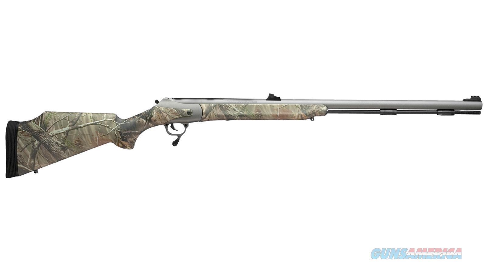 Tc Triumph .50 Ws/Ap Camo 10168512  Guns > Rifles > TU Misc Rifles