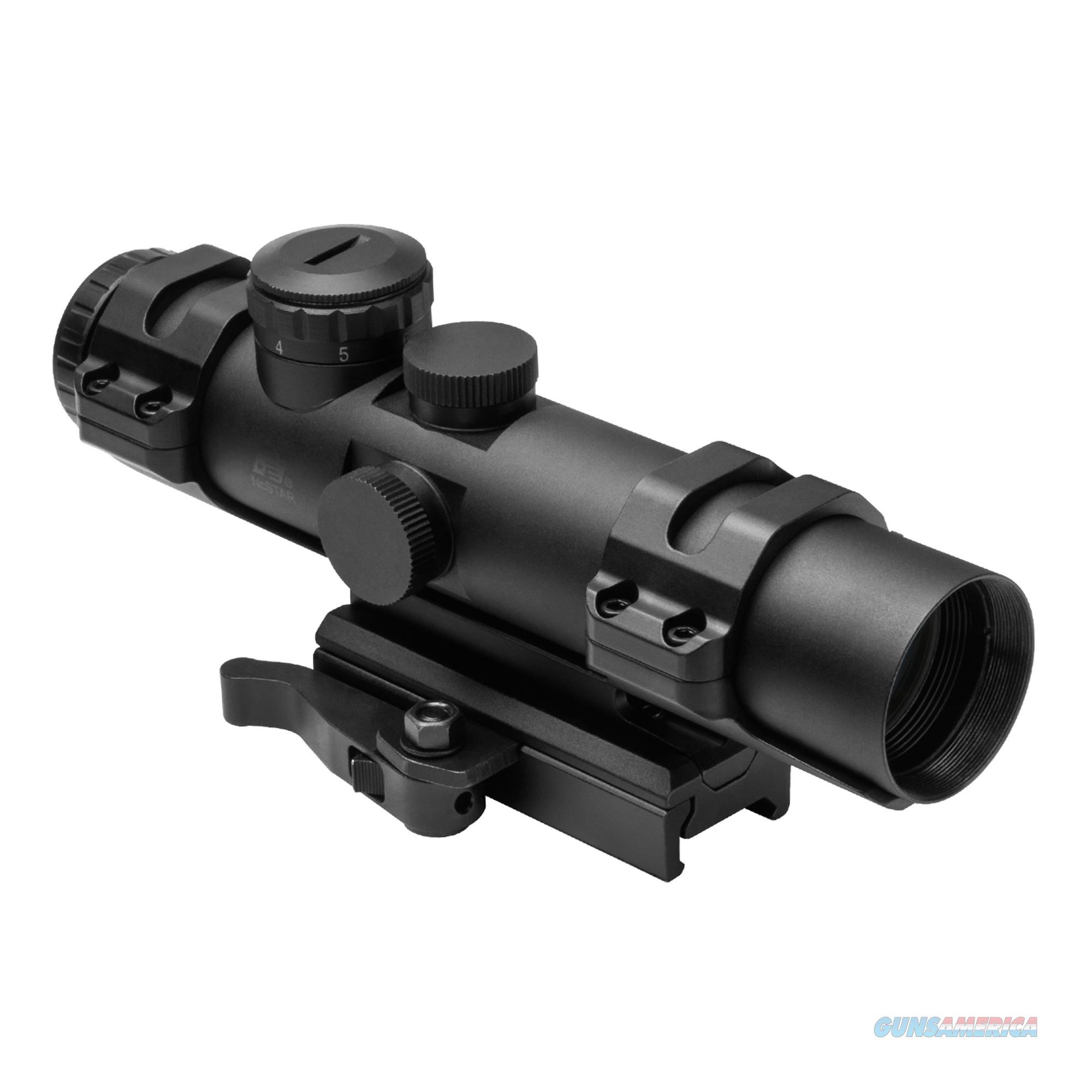 Nc Star Xrs Series Scope SECXRSM2732G  Non-Guns > Scopes/Mounts/Rings & Optics > Rifle Scopes > Variable Focal Length
