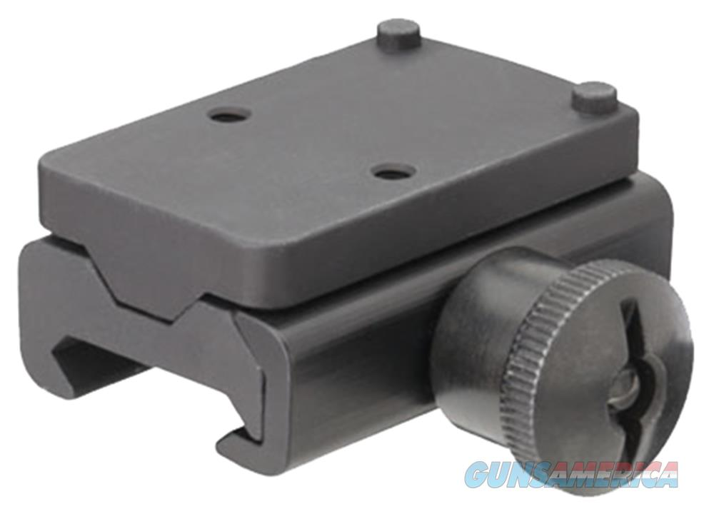 Trijicon Ac32006 Rmr Mount For Rmr Weaver Style Black Finish RM34W  Non-Guns > Scopes/Mounts/Rings & Optics > Mounts > Other