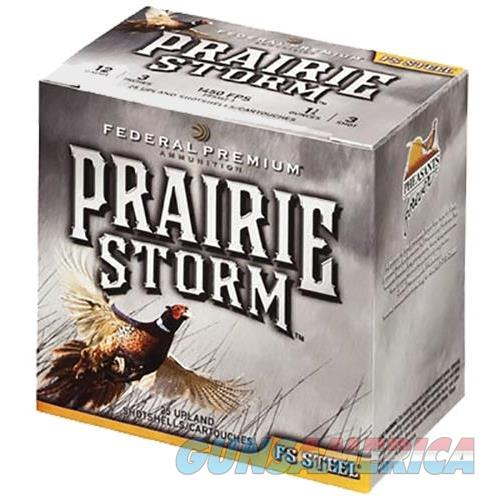 Federal Prairie Storm Fs Steel 12Ga 3'' 1-1/8Oz #4 25/Bx PFS143FS 4  Non-Guns > Ammunition
