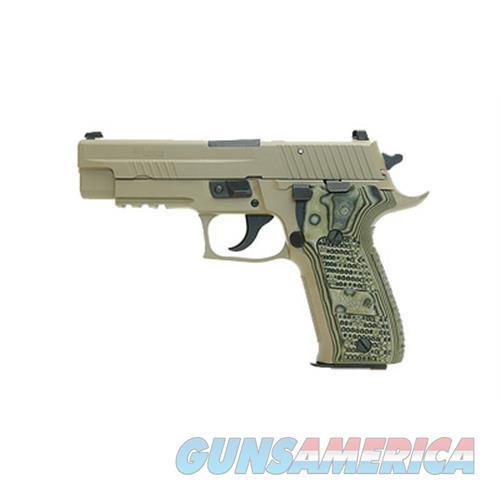 Sig Sauer P226 9Mm Scorpion Fde Ns Srt Hogue Ca Lega 226R-9-SCPN-CA  Guns > Pistols > S Misc Pistols
