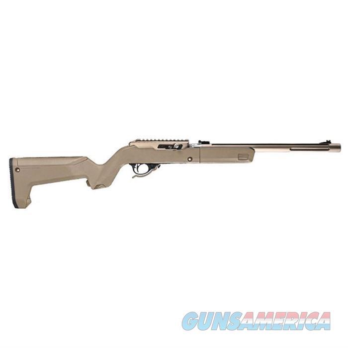 10-22 Hunter X-22 Backpacker Stock Fde MAG808-FDE  Non-Guns > Gunstocks, Grips & Wood