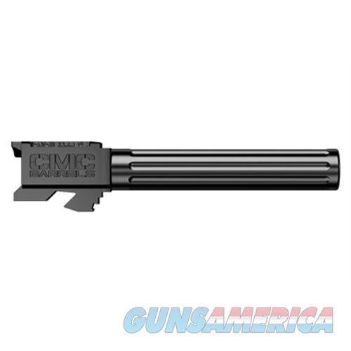 Cmc Trigger Cmc Bbl For G34 Flt Blk 75517  Non-Guns > Barrels