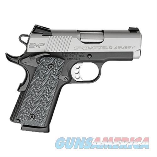Sprfld Emp 2-T 9Mm G10 PI9210L  Guns > Pistols > S Misc Pistols
