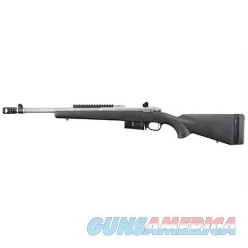 Ruger Scout Rifle 450Bush 16 Mb Ss Blk Syn 4Rd 6838  Guns > Rifles > R Misc Rifles