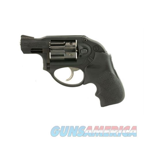 """Ruger 5401 Lcr Double 38 Special +P 1.87"""" 5 Rd Black Hogue Tamer Monogrip Grip Black 5401  Guns > Pistols > R Misc Pistols"""