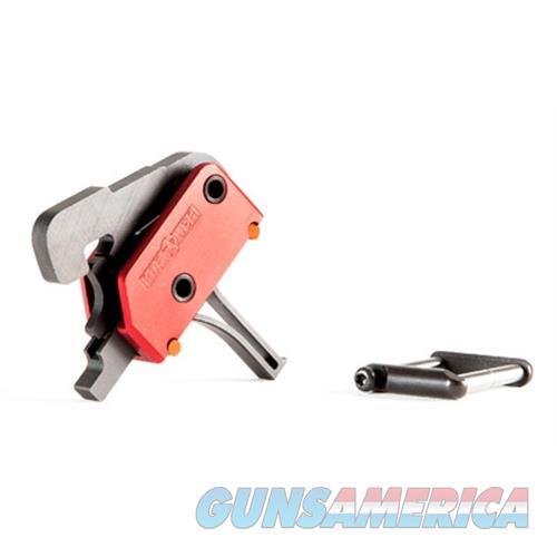 Pof Drop In Trig 3.5Lb Straight Blk 00858  Non-Guns > Gun Parts > Misc > Rifles