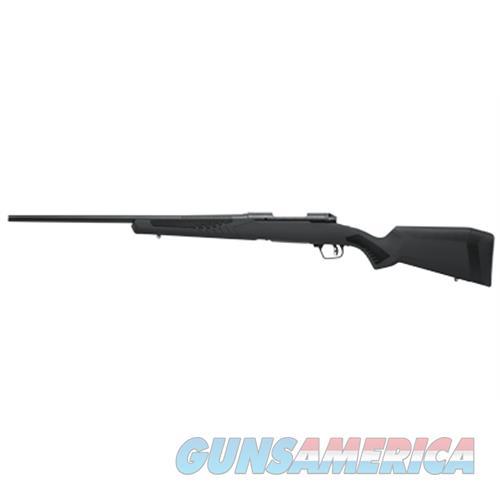 "Sav 110 Hunter 243Win 22"" Bl Syn 57063  Guns > Rifles > S Misc Rifles"