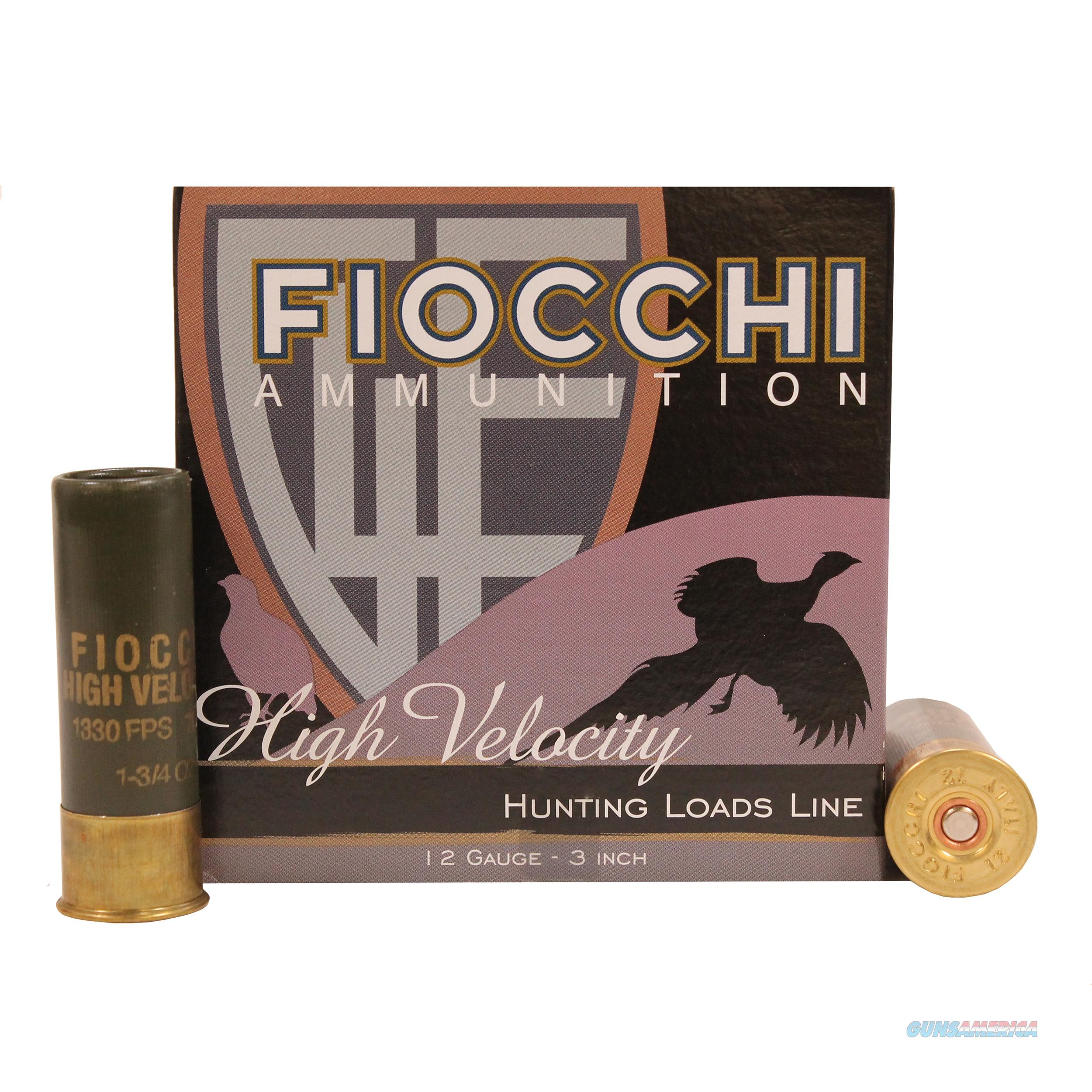 Fiocchi Lead 12 Gauge 762344705484  Non-Guns > Ammunition