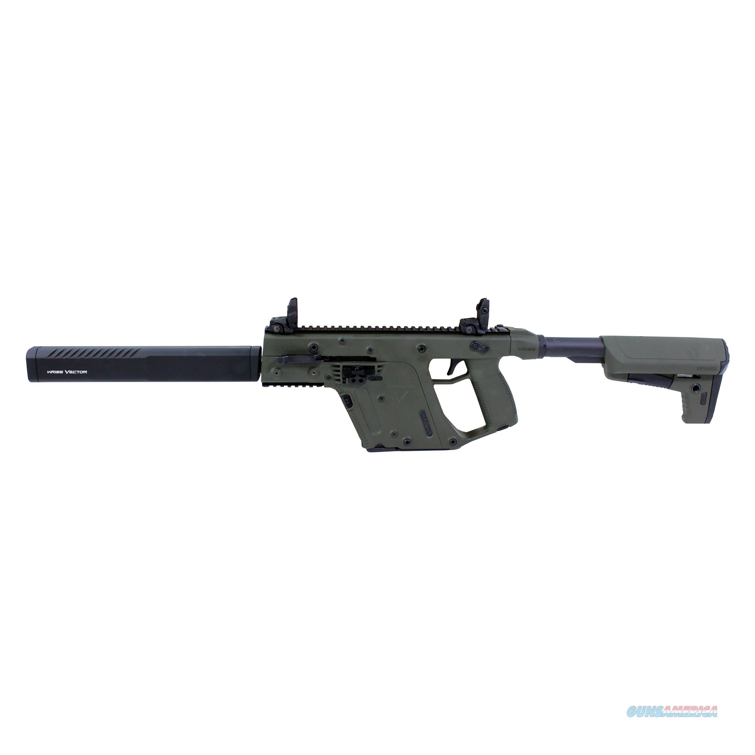 Kriss Newco Usa Inc Vector Crb Gen2 KV10CGR20  Guns > Rifles > K Misc Rifles