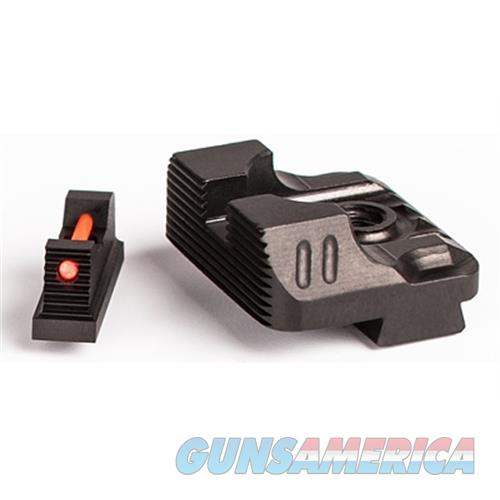 Zev Technologies Zev Sight Set .215 Fo Frnt Cmbt Rear SIGHTSET215F  Non-Guns > Iron/Metal/Peep Sights