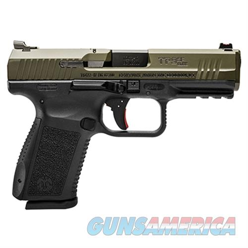 Canik Usa Canik Tp9sf Elite 9Mm 4 Od Green 2 15Rd HG3898G-N  Guns > Pistols > Canik USA Pistols
