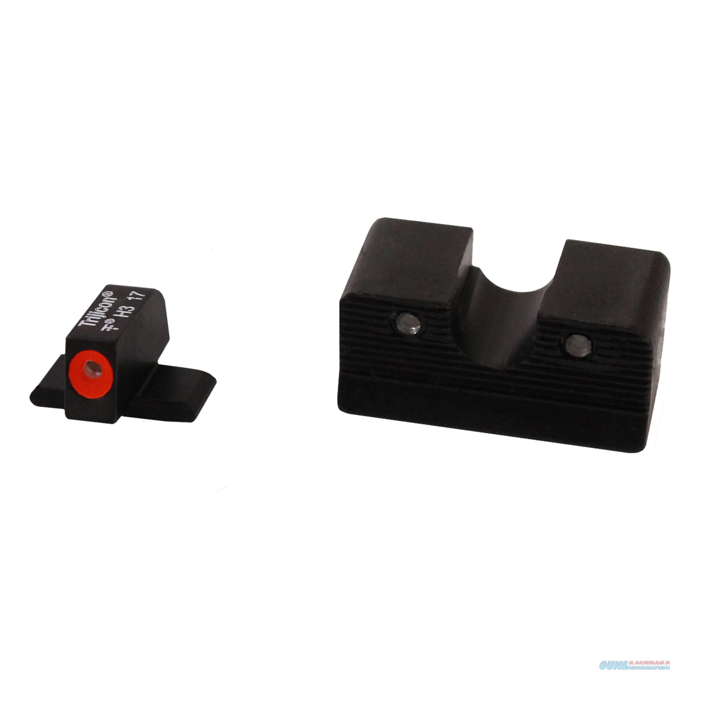 Trijicon Fnh Hd Night Sight Set FN104-C-600992  Non-Guns > Iron/Metal/Peep Sights
