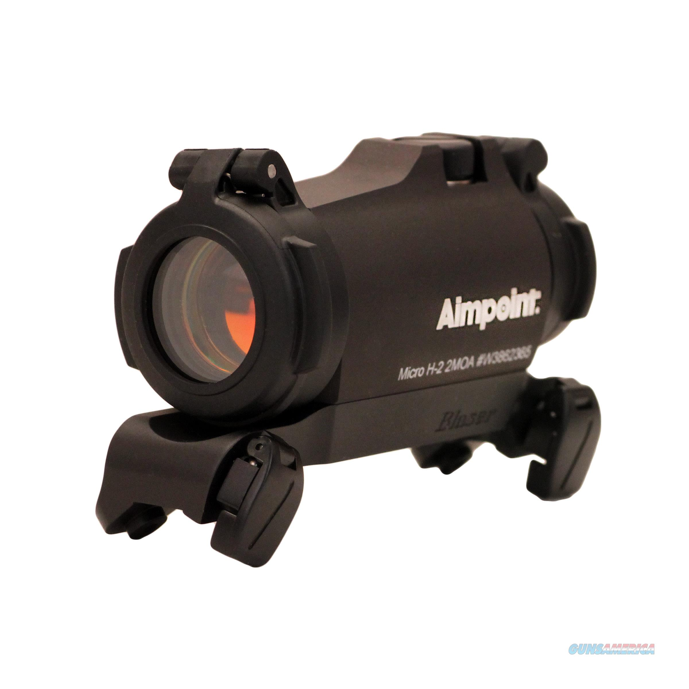 Aimpoint Micro H-2 200187  Non-Guns > Iron/Metal/Peep Sights