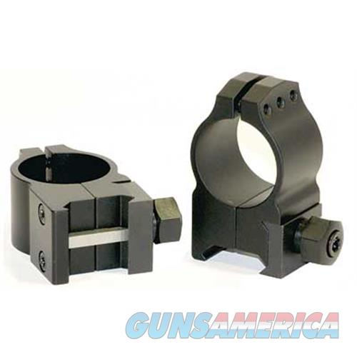 "Warne Tactical 1"" Hi Matte Rings 602M  Non-Guns > Scopes/Mounts/Rings & Optics > Mounts > Other"