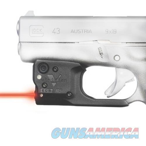 Viridian Reactor 5 Red Laser Glock 43 Ecr R5-R-G43  Non-Guns > Iron/Metal/Peep Sights