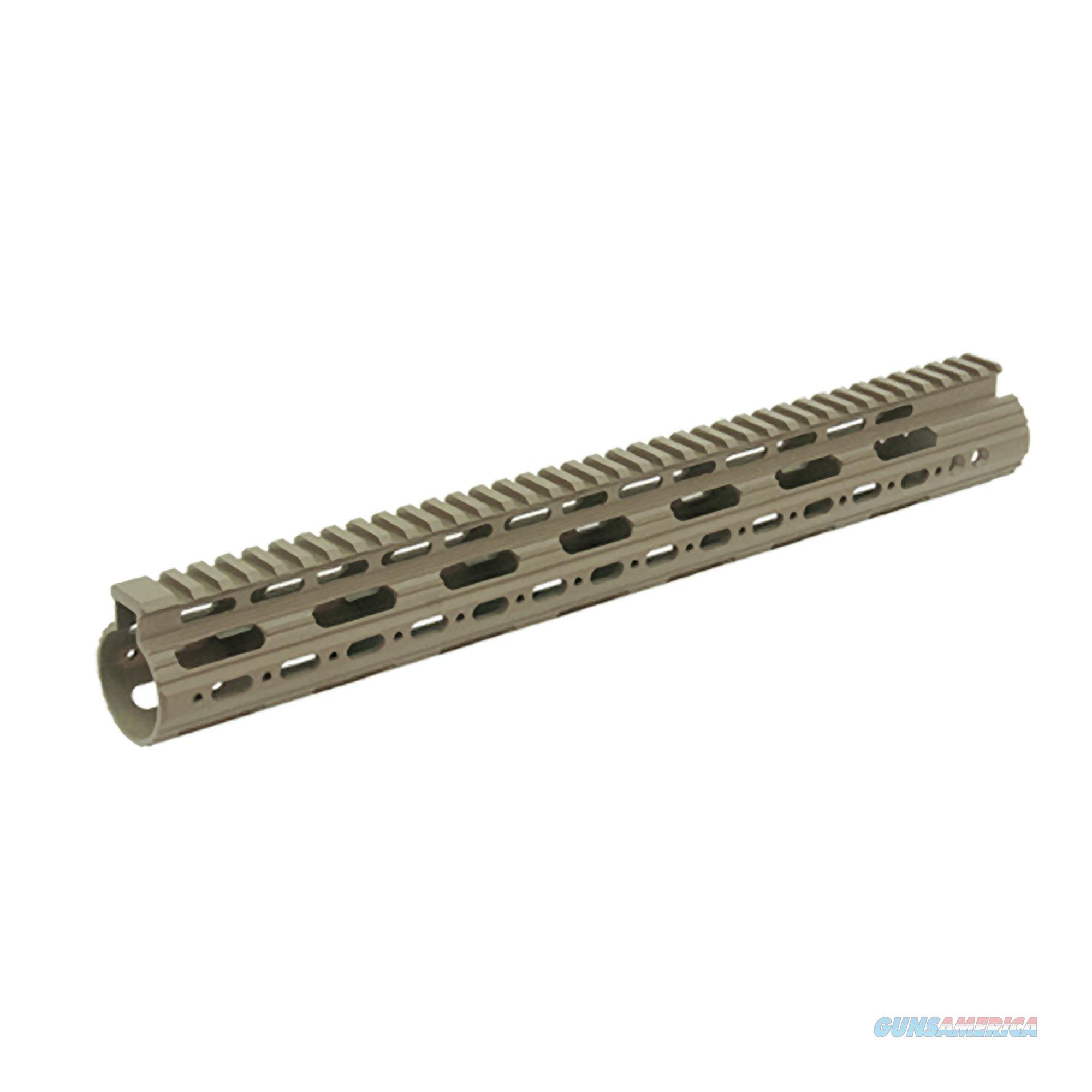 Leapers Inc (Utg) Ar15 Super Slim Free Float Handguard MTU019SSD  Non-Guns > Gunstocks, Grips & Wood