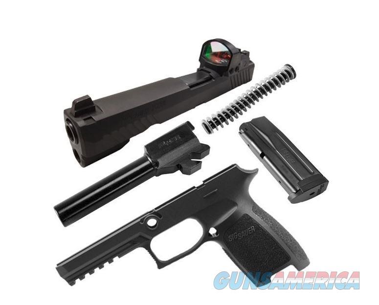 Sig Sauer Caliber X-Change Kit P320 CALX-320F-9-B-RX  Non-Guns > Barrels