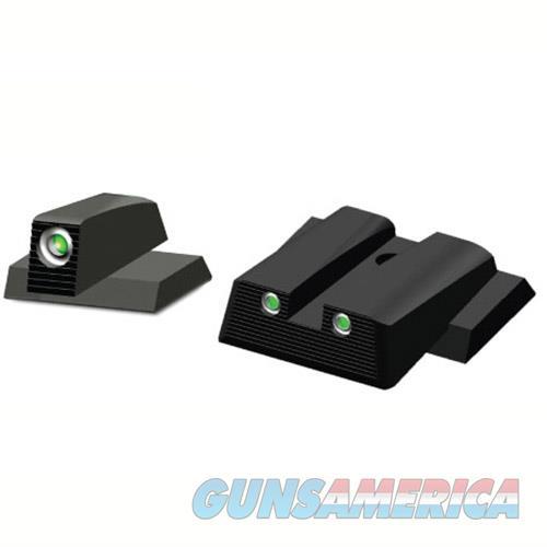 Hiviz S&W Ns F/R Shld 9Mm & 40S MPSN121  Non-Guns > Iron/Metal/Peep Sights